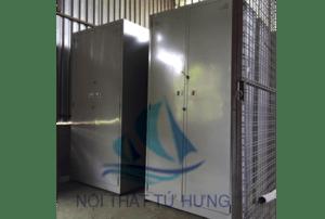 Nội thất Tứ Hưng giao tủ hồ sơ cho trung tâm y tế Tân Châu – Tây Ninh