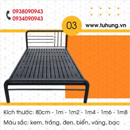 Mau Giuong Khung Sat Dep Min