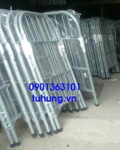 Xưởng sản xuất giường sắt Tứ Hưng