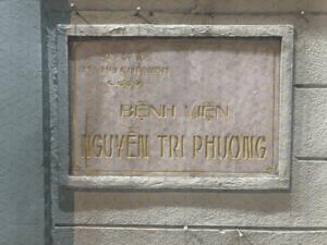 Giao giường sắt 2 tầng xuất khẩu cho bệnh viện Nguyễn Tri Phương