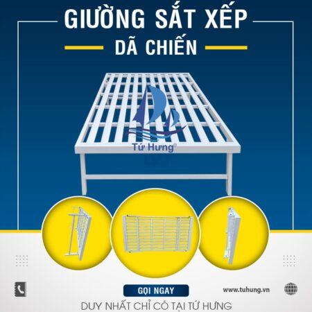 Giuong Sat Xep Da Chien Min