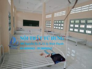 Hinh Anh Giuong Sat
