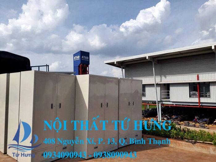 Xuong San Xuat Tu Sat Theo Yeu Cau